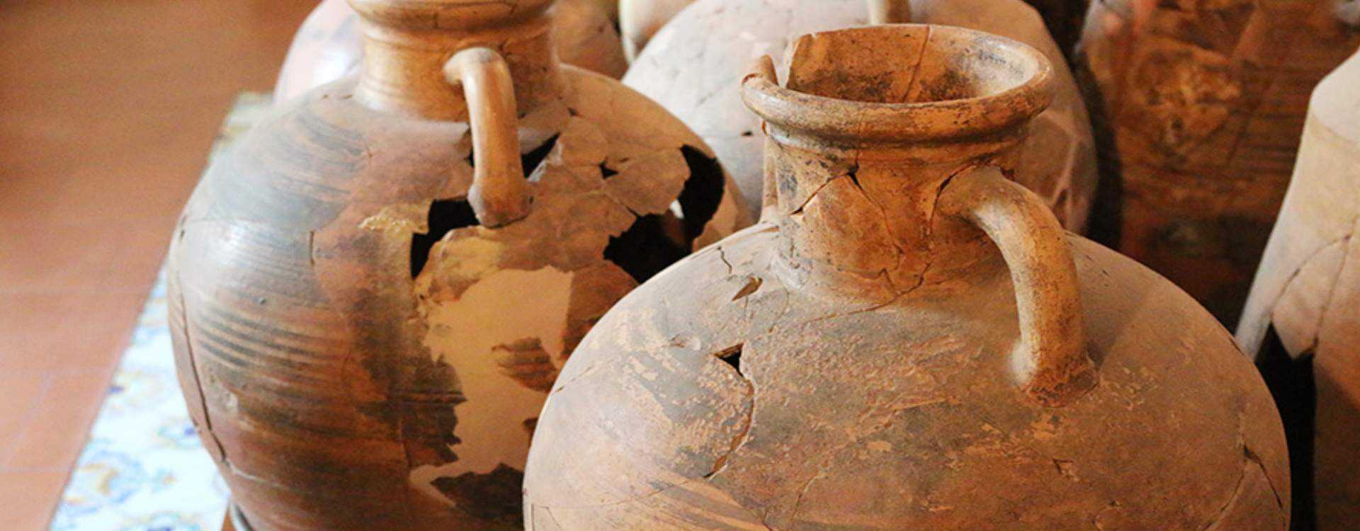 Villa Arbusto Museo Pithecusa